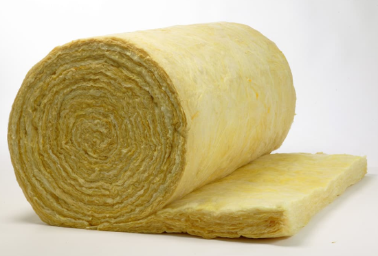 ceiling glass wool insulation